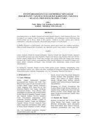 inventarisasi dan evaluasi mineral non logam - Pusat Sumber Daya ...