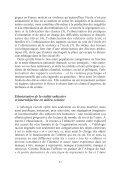 Ethnicisation des rapports entre élèves : une approche ... - CNDP - Page 3