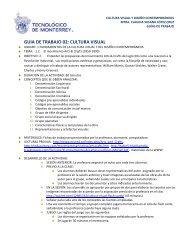 GUIA DE TRABAJO 02: CULTURA VISUAL - Inicio