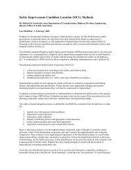 Review of Screening Methodologies Document - Michigan's Local ...
