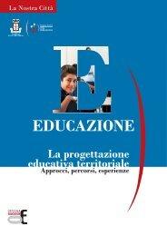 Progettazione educativa territoriale - Comune di Reggio Emilia
