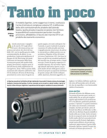 Armi Magazine - Bignami