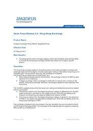2011-02-09 FareXpert Filing Platform neg fares HKG ... - Amadeus
