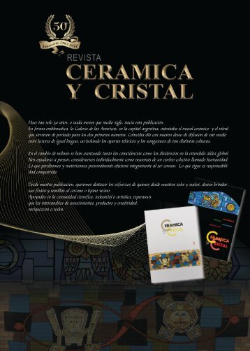 ATAC - ceramica y cristal