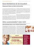 Vorsorge Verzehr Verkehr - WIR Willich - Seite 5