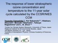 11-year solar cycle - GFZ