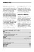 Introduction, Programs of Study, Admissions Requirements, Costs ... - Page 4