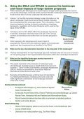 Guidance Note on Assessing the Landscape and Visual Impact of ... - Page 4
