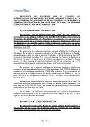 ACTA DE LA JUNTA GENERAL ORDINARIA Y ... - Viscofan