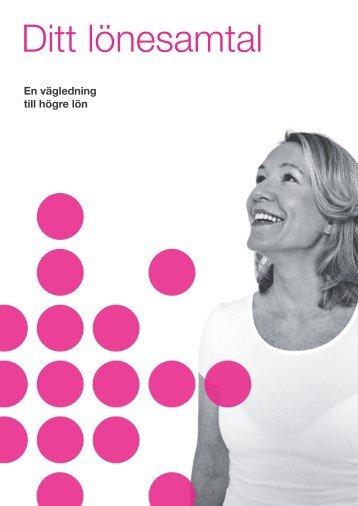 Ditt lönesamtal, privat sektor - Sveriges ingenjörer