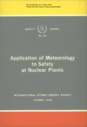 Application of Meteorology to Safety at Nuclear Plants - gnssn