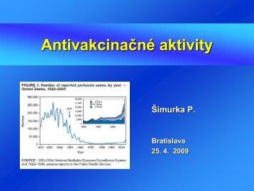 Antivakcinačné aktivity