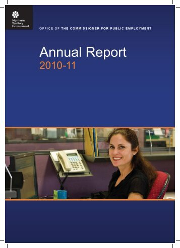 2010/2011 (full report, 1.8 MB) - Office of the Commissioner for ...
