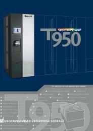 the T950 datasheet
