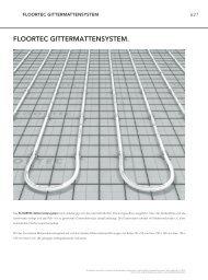Preise FLOORTEC Gittermattensystem - Vogelundnoot.com