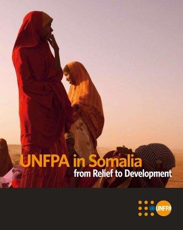 UNFPA in Somalia