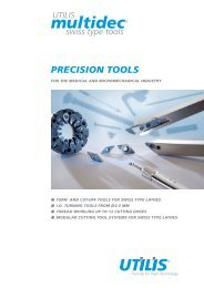 PRECISION TOOLS - Vemas