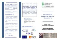 Here you can download the programme conference flyer