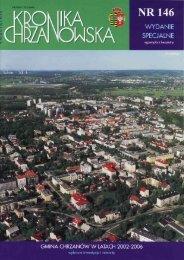 raport o gminie 2002-2006 - Chrzanów
