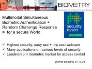 Folie 1 - Security-Forum