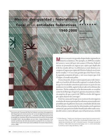 Mexico - revista de comercio exterior
