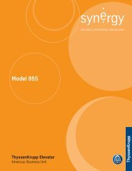 Model 85S - Data by Data