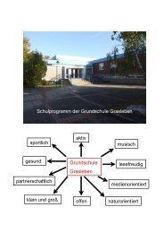 Schulprogramm der Grundschule Grasleben offen musisch gesund ...