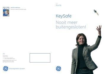 KeySafe Nooit meer buitengesloten! - De Beveiligingswinkel