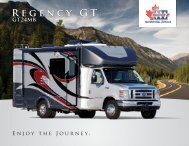 Regency GT - Triple E Recreational Vehicles