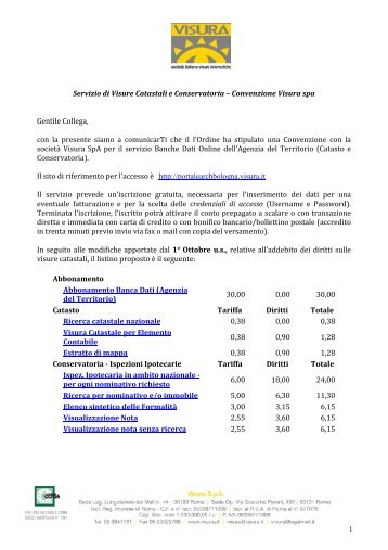 dettaglio servizi pdf