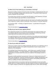FAQs - LDC