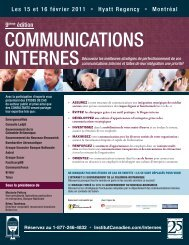 COMMUNICATIONS - Backbone Magazine