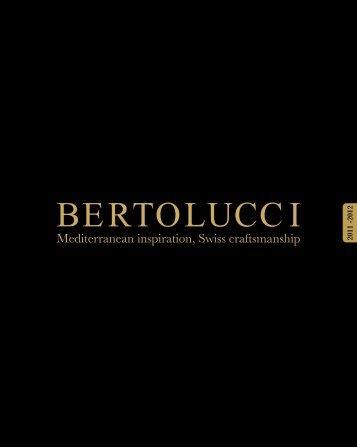 Catalogue 2011-12 - Bertolucci