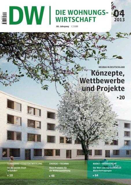 Konzepte, Wettbewerbe und Projekte - Haufe.de