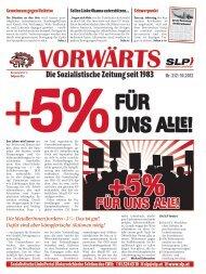FÜR UNS ! +5% - SLP