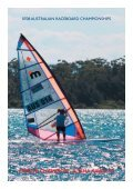 Raceboard Nationals Newsletter - Australian Windsurfing - Page 5