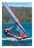 Raceboard Nationals Newsletter - Australian Windsurfing - Page 6