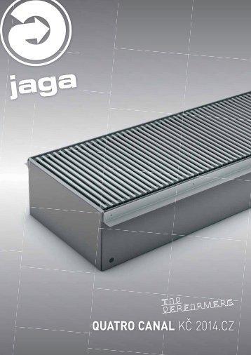 Ceník Quatro Canal pdf - Jaga