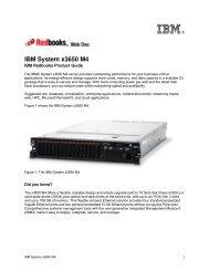 IBM System x3650 M4 Servers - Icecat.biz