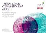 Download Third Sector Commissioning guide - National Council for ...