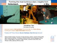 insights from Hollenbach, McKee - University of Florida