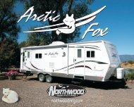 2007 Arctic Fox Brochure - Rvguidebook.com