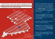 Bretter, die die Welt Bedeuten - Landestheater Oberpfalz