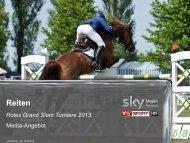 Reitsport - Sky Media Network