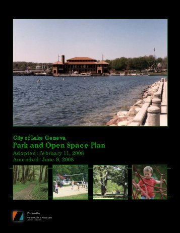 Park and Open Space Plan