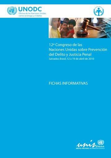 12º Congreso de las Naciones Unidas sobre Prevención del ... - CINU