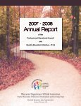 2007-2008 Annual Report - Teacher Education, Professional ... - Page 3