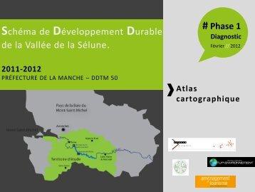 Atlas - 15,24 Mb - 26/03/2013 - Préfecture de la Manche