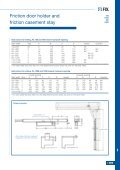 Friction door holder and friction casement stay - BJ Waller Limited - Page 3