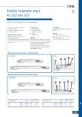 Friction door holder and friction casement stay - BJ Waller Limited - Page 5